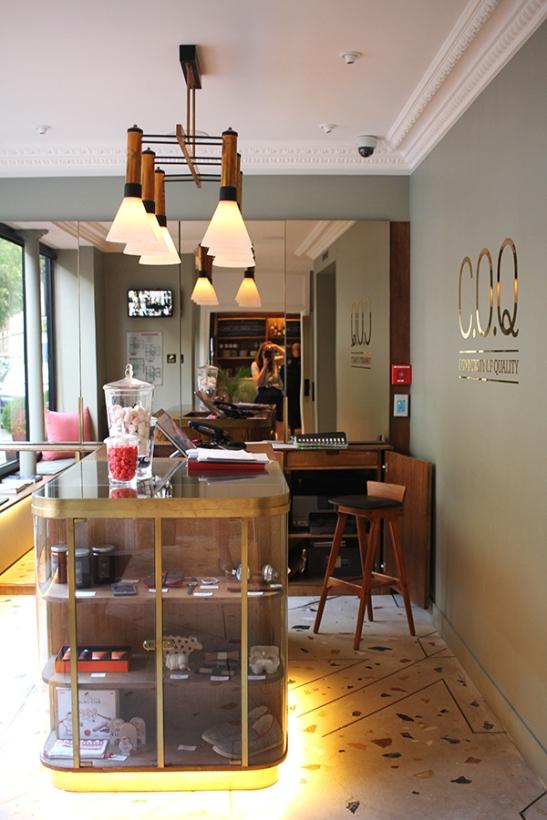 Apéro-Blog Paris Hôtel COQ